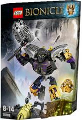 Lego Bionicle Onua: Maestro de la Tierra