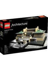 Lego Aquitectura Hotel Imperial