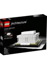 Lego Aquitectura Lincoln Memorial