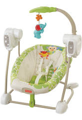 Fisher Price Columpio Hamaca 2 en 1
