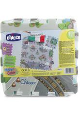 Puzzle Ciudad 9 piezas