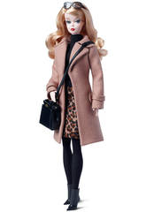 Barbie Colecci�n Fashion Model Trench Coat