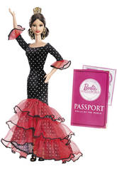 Barbie coleccion Espa�a Sara Baras