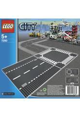 Lego City Rectas Y Cruces