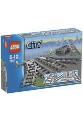 Lego City Trenes Cambios De V�as RC