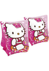 Manguitos Hinchables 23x15 cm. Hello Kitty