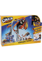 Tonka Chuck Tornado Tower