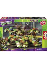 Puzzle 200 Tortugas Ninja
