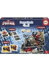 Educa Superpack Ultimate Spiderman