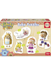 Baby Puzzle Tickety Toc