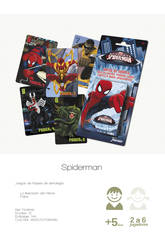 Baraja Infantil Spiderman Ultimate