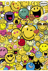 Puzzle 500 Smiley World