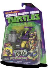 Tortugas Ninja Figuras Articuladas Ooze