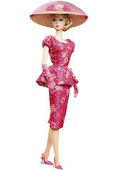 Barbie Collector Floral Fashion