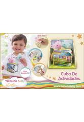 Nenuco Baby Cubo Actividades