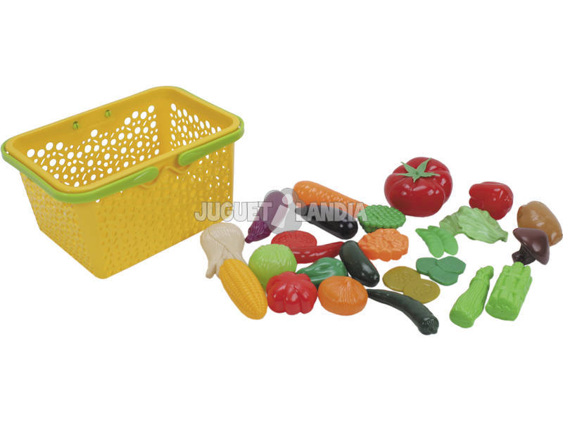 Acheter panier set v g taux 28 pi ces juguetilandia for Acheter vegetaux