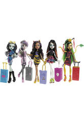 Monster High mu�eca Scaris deluxe