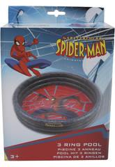 Spiderman piscina hinchable
