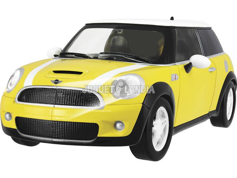 acheter mini cooper 1 21 x bot transformable avec lumi re. Black Bedroom Furniture Sets. Home Design Ideas