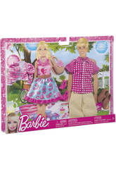 Barbie y Ken Conjunto Fashion