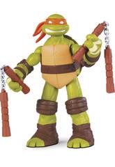 Tortugas Ninja. Figuras Battle Shell