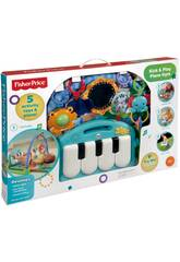 Fisher Price Gimnasio Piano Pataditas