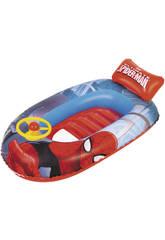 Barca Spiderman 112x70cm. Bestway 98009