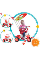 Triciclo Smart Trike Fisher Price Classic Plus Roj