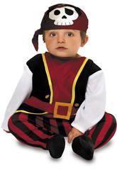Disfraz Bebé M Bebé Pirata Pañuelo