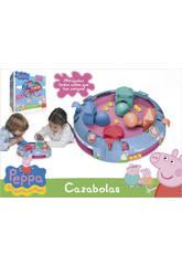 Peppa Pig cazabolas