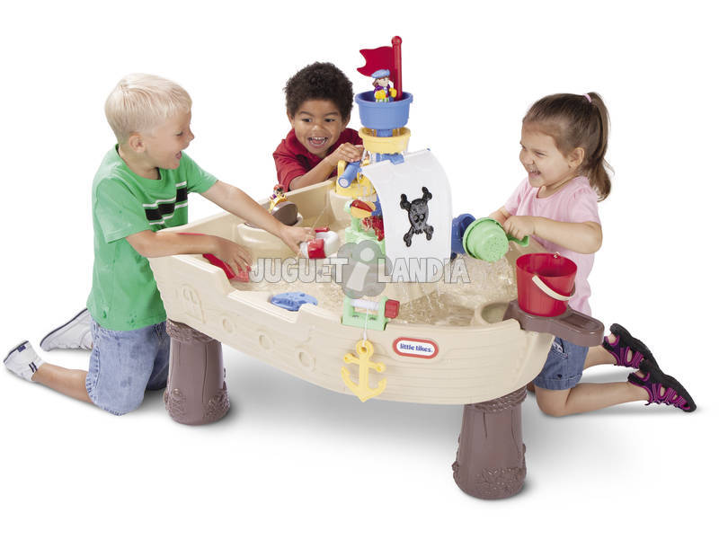 acheter bateau pirate bac sable juguetilandia. Black Bedroom Furniture Sets. Home Design Ideas