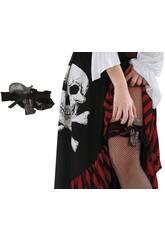 Pistola De Pirata Con Liga
