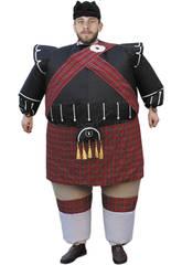 Disfraz Hinchable Escocés