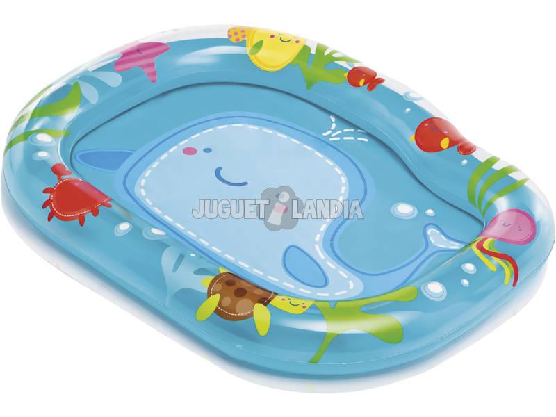 Comprar piscina hinchable bebe 1 juguetilandia for Piscina hinchable bebe