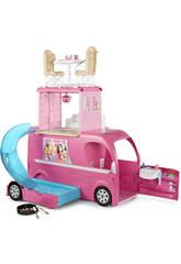 Barbie Autocaravana Superdivertida