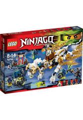 Lego Dragon del Maestro Wu