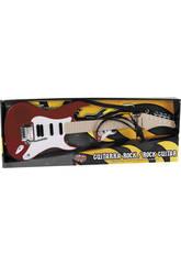 Guitarra Rock Electronica Con Micro