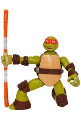 Tortugas Ninja Figura Ninja Action