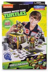 Tortugas Ninja Blue Prints Shell Raiser Pack