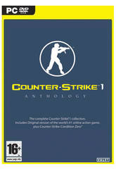 imagen CD COUNTER STRIKE 1 ANTHOLOGY