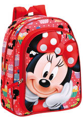Day Pack Infantil Minnie Colours