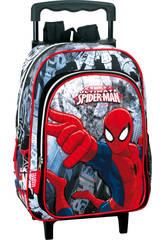 Carro Infantil Spiderman Dark