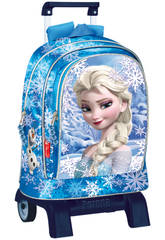 Day Pack con Carro Frozen Heart