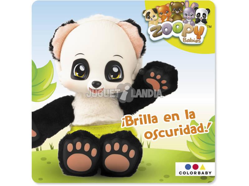 acheter petit panda en peluche zoopy juguetilandia. Black Bedroom Furniture Sets. Home Design Ideas