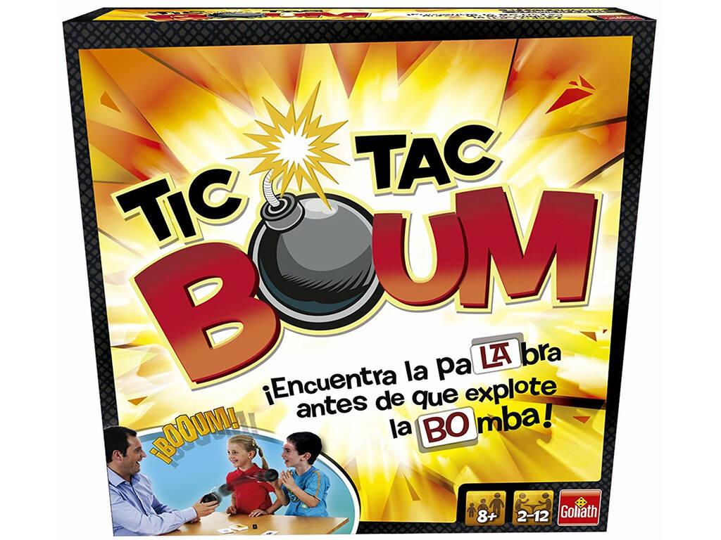 Comprar tic tac boom juguetilandia for Boom junior juego de mesa