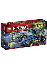 Lego Ninjago Jay Walker One Ninjago