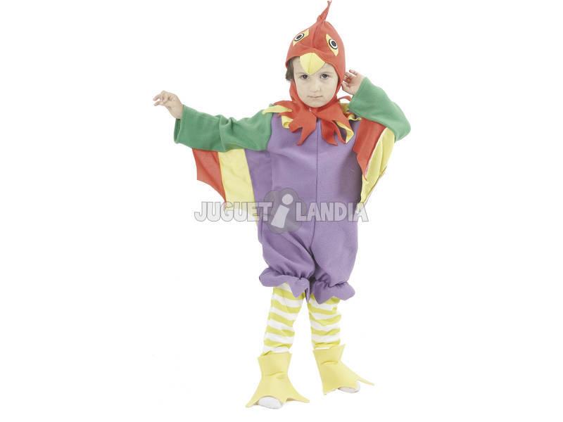 Disfraz Loro Bebé Talla M