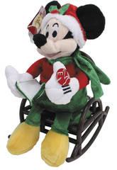 Mickey navidad musical con mecedora
