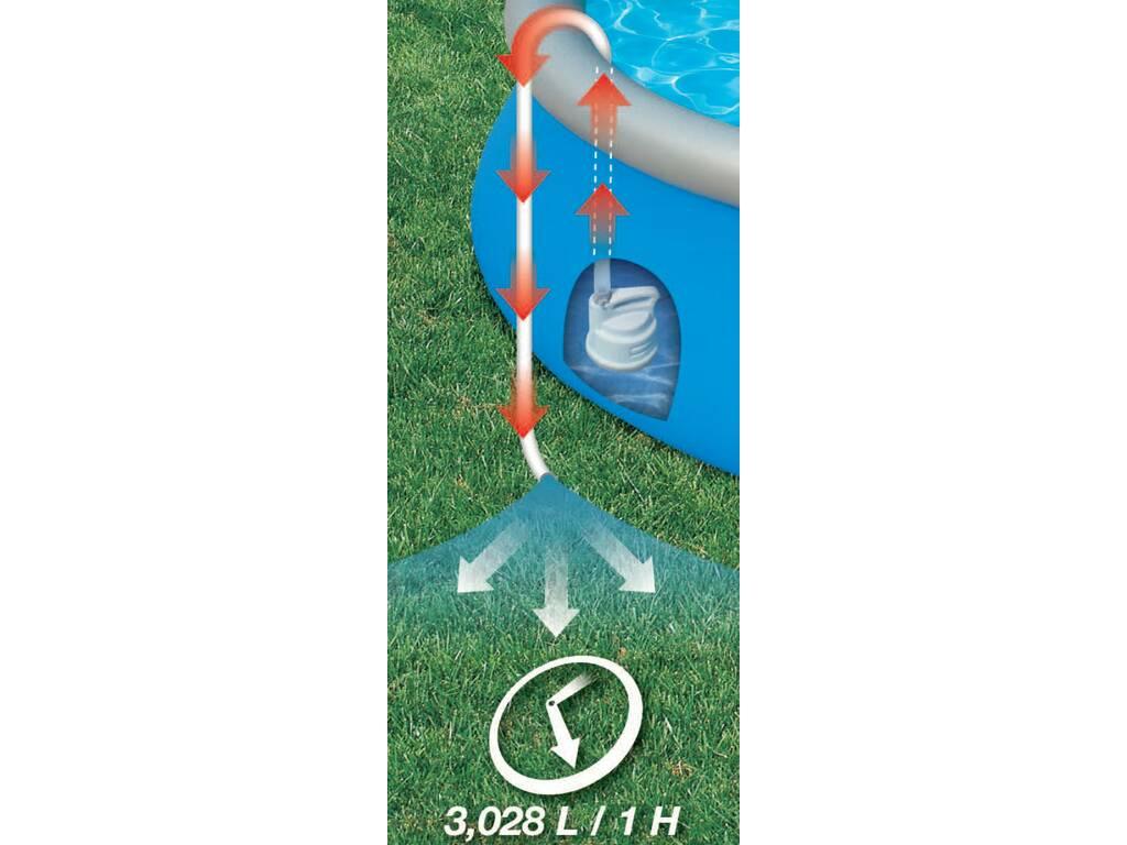 Comprar bomba bestway 58230 de vaciado para piscinas for Vaciado de piscina