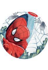 Pelota hinchable 51cm. Spiderman